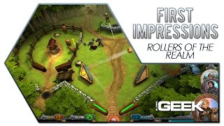 Rollers of the Realm Impressions
