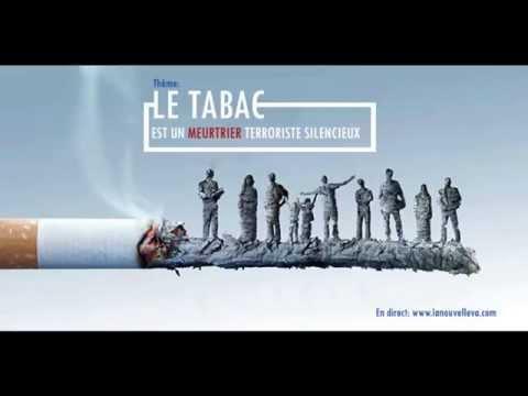 LE TABAC EST UN MEURTRIER TERRORISTE SILENCIEUX.