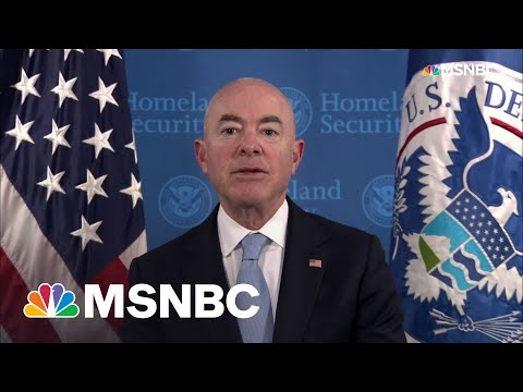 'We Inherited An Absolute Mess' Says DHS Head On Immigration   All In   MSNBC