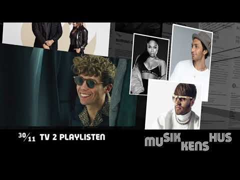 Musikkens Hus - TV 2 Playlisten 2017