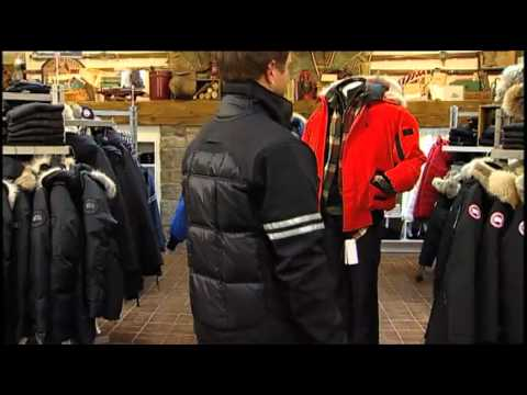 Canada Goose toronto outlet authentic - Canada goose jacket review - YouTube