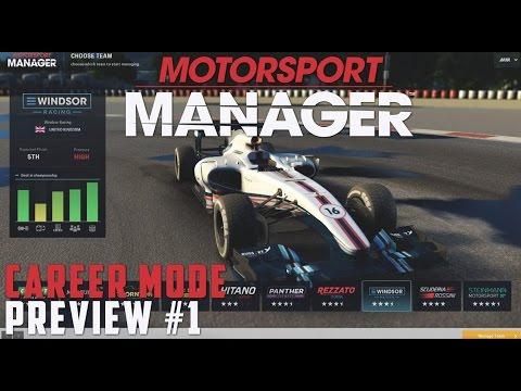 motorsport manager pc preview career mode part 1 the best start possible f1 manager game. Black Bedroom Furniture Sets. Home Design Ideas