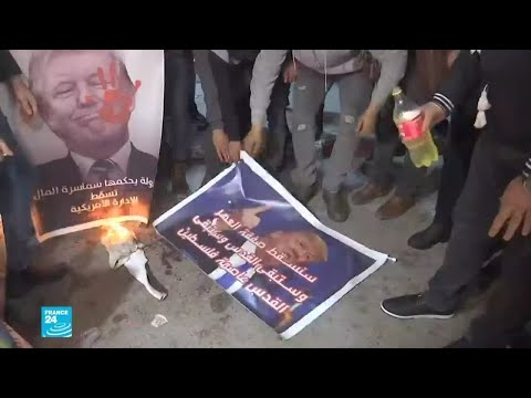 مظاهرات في غزة والضفة الغربية رفضا لصفقة القرن قبل الكشف عنها  - نشر قبل 1 ساعة