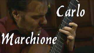 Carlo Marchione plays