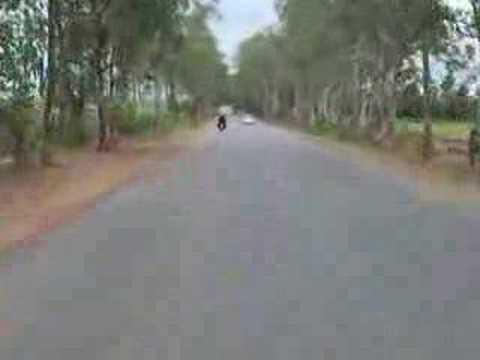 60kph Ride to Kundadri -  Video 1