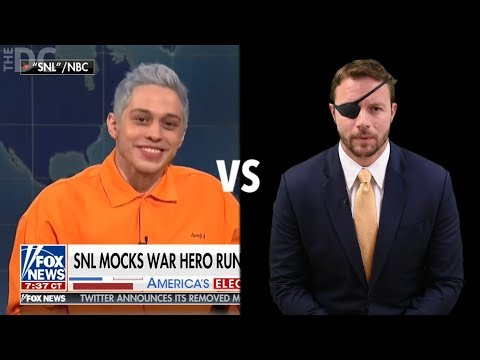 Wounded Warrior Running For Congress Reacts To Off-Color Joke Made About Him On SNL