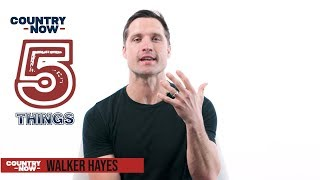 5 Things About Walker Hayes' 'Don't Let Her'