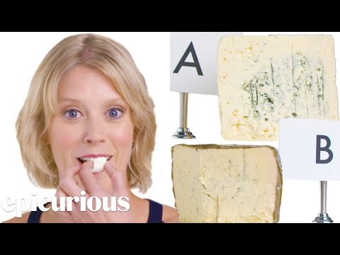 Cheese Expert Guesses Cheap vs Expensive Cheeses | Price Poi