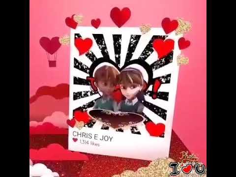 SUPERBOOK 💞MY LOVE YOU💞 CHRIS E JOY