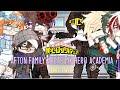 - Afton Family meets MHA My hero Academia / Fnaf / Gacha Club / PT. 2
