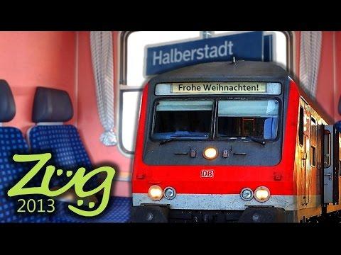 Zug2013: y-Wagen Doku - Halberstädter Mitteleinstiegswagen (Vom Bmhe zum By)