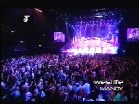 Westlife: Christmas At Wembley 2003