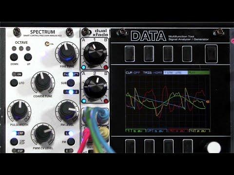 New Mexico Control Voltage Wavesplice Demo