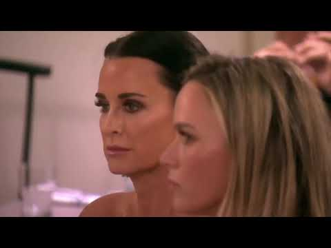 Real Housewives Of Beverly Hills Season 9  Lisa Feels Attacked As The Ladies Side With Dorit