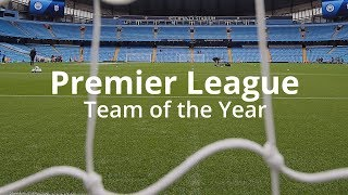 Premier League Team Of The Year - Hazard & Salah Miss Out