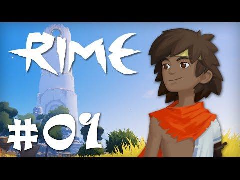 RIME #01 | Une mystérieuse île ...