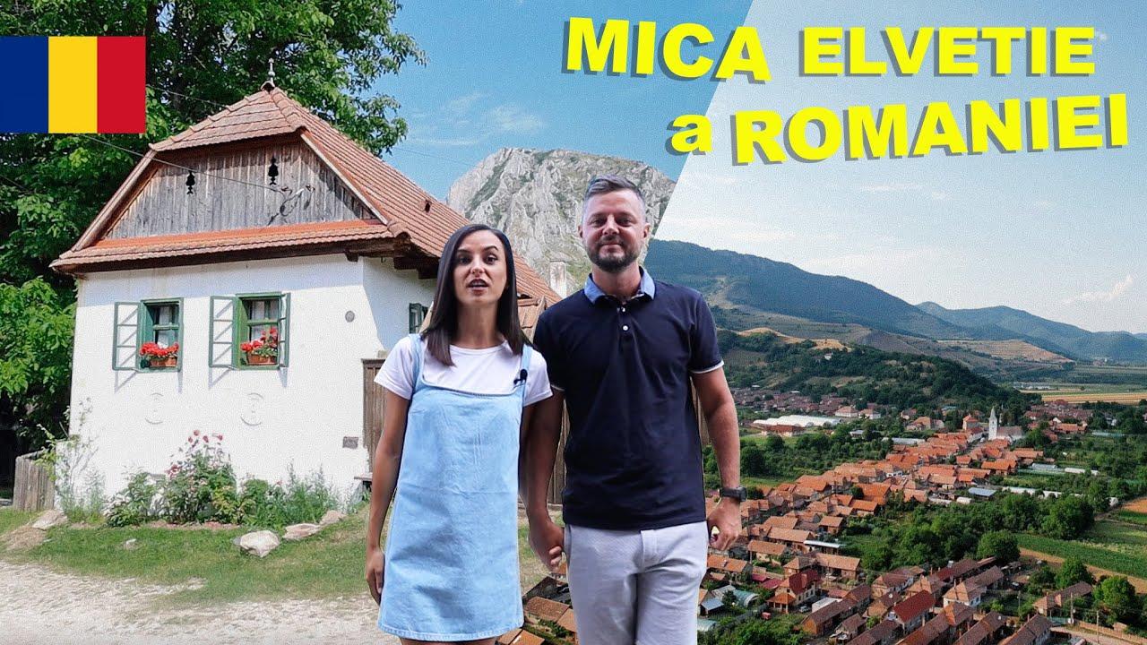 Rimetea, satul din Romania unde soarele rasare de doua ori
