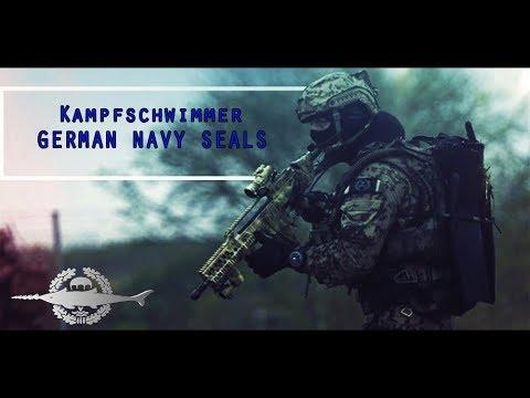 Kampfschwimmer • German NAVY SEALS • Deutschen Marine • KSM
