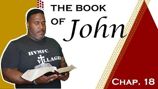 The Book Of John Chapter 18