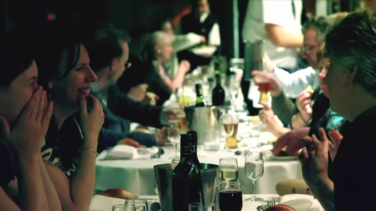 video Sydney Harbour Sunset Dinner Cruise