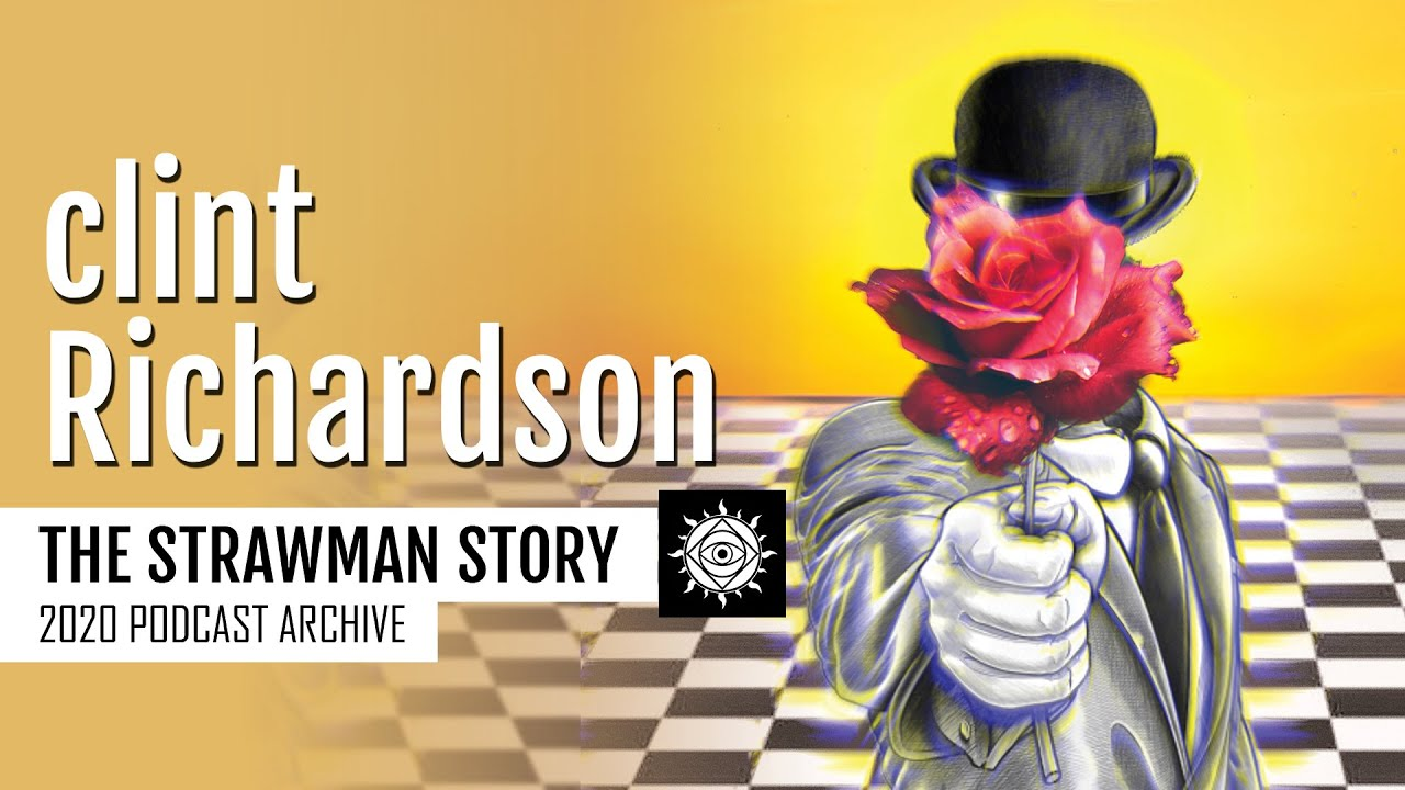 clint richardson   Strawman: The Legal Story of Your Fictional ID-Entity