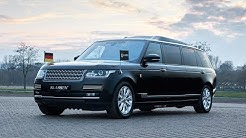 KLASSEN Armoured Range Rover: Luxury Meets Security by KLASSEN® KORTEZH-PROJEKT  SUV