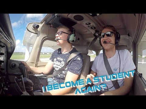Practicing Flight Instruction| CFI Training