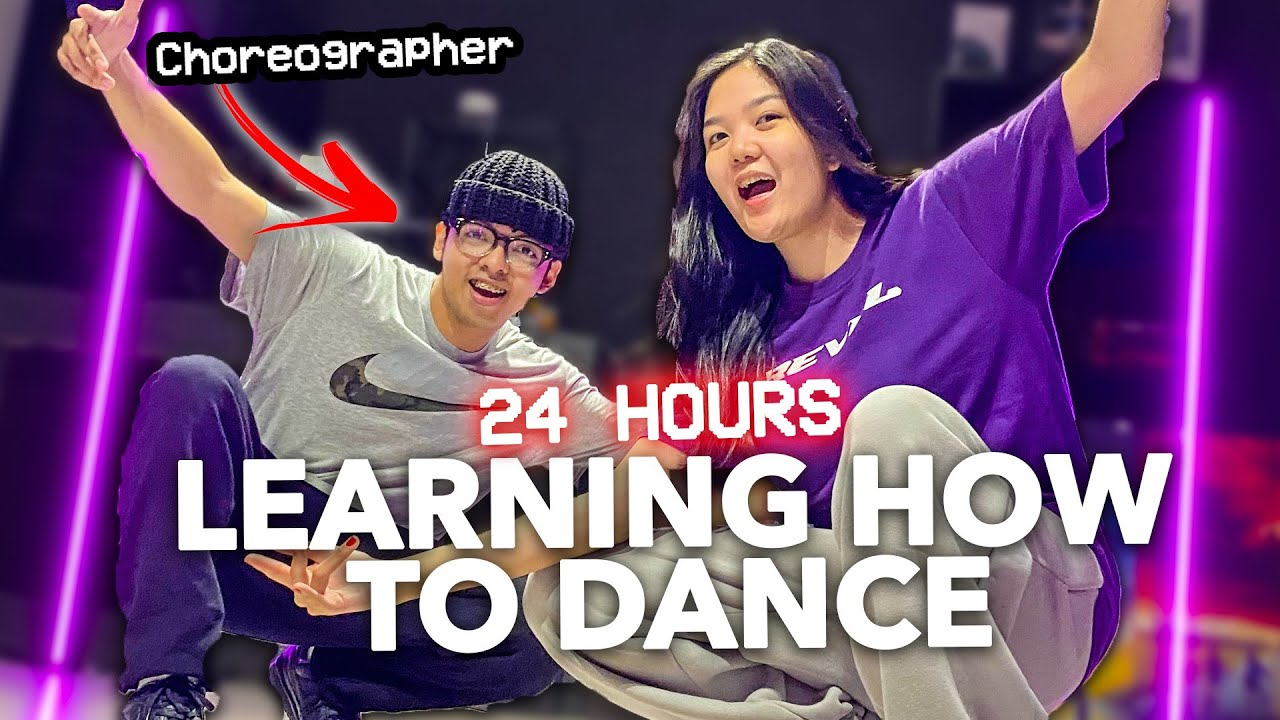 Download Learning How To Dance (with Niana's DANCE COACH!) | Nina Stephanie