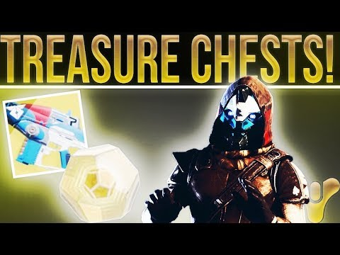 Destiny 2 Warmind. EXOTIC ENGRAMS! (Hopefully) Mars Cayde-6 Treasure Chest Locations. May 15, 2018