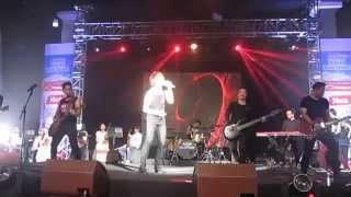 [fancam][LIVE] 150808 TERLALU MUDAH - Akim & The Majistret #PATRIOTAlbumLaunching