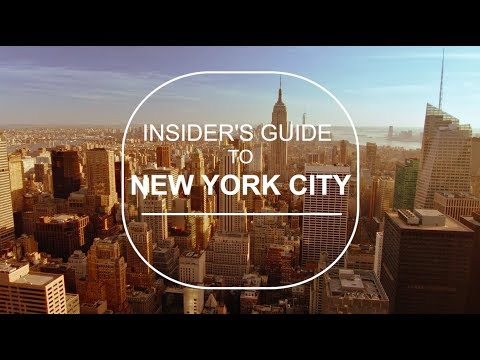 Insider's Guide to New York City