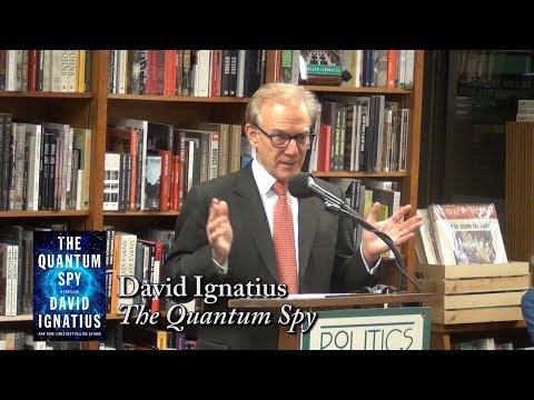 "David Ignatius, ""The Quantum Spy"""