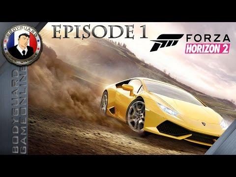 Forza Horizon 2 Xbox One Let's Play...