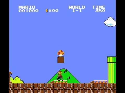 Game Mario bá đạo =)) - hài vô đối