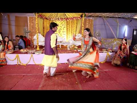Saree Ke Fall Sa Bangladeshi Wedding Dance Performance