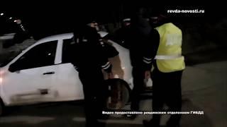 В ночь Победы по дорогам Ревды разъезжали пьяные