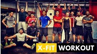 XFIT Workout - Motor City Fitness Team