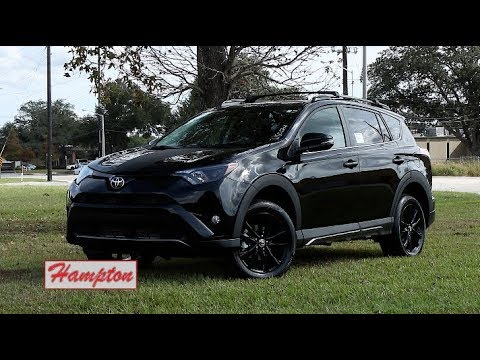 2018 Toyota RAV4 Adventure Test Drive and Review