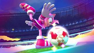 Mario and Sonic at the Olympic Games Tokyo 2020 - Football (All Characters)