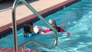 (호호키즈 TV) 수영장에 그냥 들어가면 안돼요!