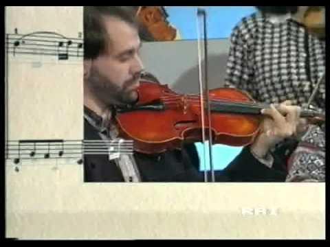 IL DIRETTORE D'ORCHESTRA   Gesto, suono    musica