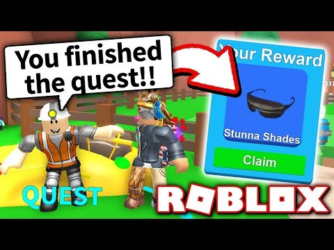 UNLOCK LIMITED MYTHICAL ITEMS FROM *NEW* QUESTS In MINING SIMULATOR UPDATE!! (Roblox)