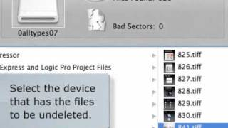 Data Recovery Guru for OS X: Scan + Recover Deleted Files Simultaneously