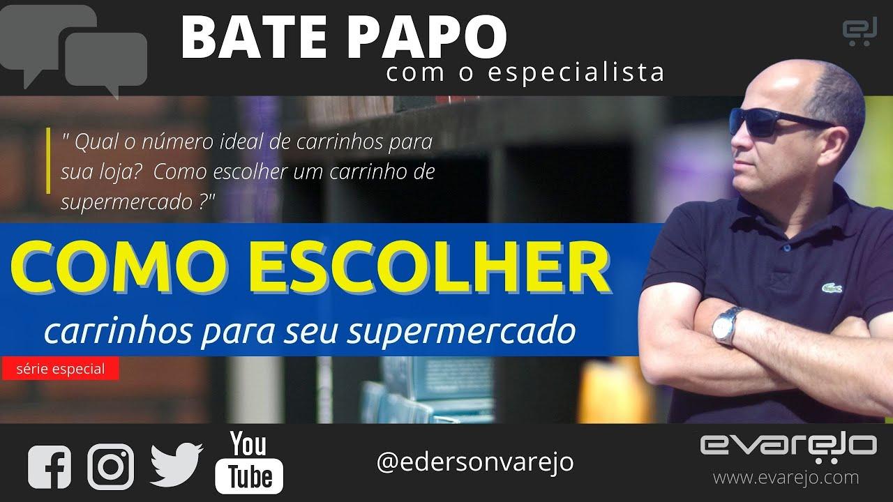 77fea94a34 COMO ESCOLHER CARRINHOS PARA SUPERMERCADO - YouTube