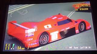 Gran Turismo 3 A-Spec GT-ONE Race Car (TS020) Cote D Azur 3/3