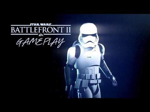 Star Wars Battlefront 2 Beta Gameplay! - PS4 - Input Lag