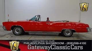 1965 Chrysler Imperial Crown, Gateway Classic Cars Philadelphia - #124