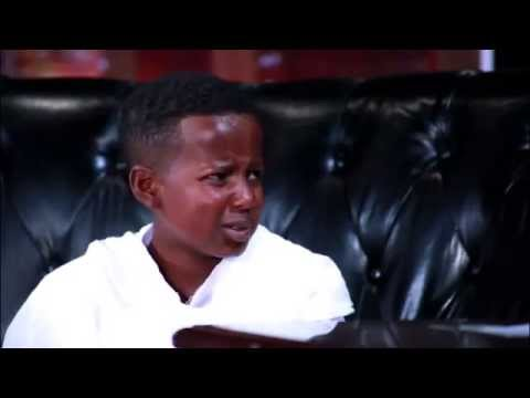 Seifu Fantahun Show: 12 Years old Actor Eyob - Highest Paid child Actor in Ethiopia
