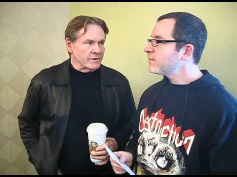 William Sadler interview on Metal Rules TV - Shawshank Redemption, Green Mile