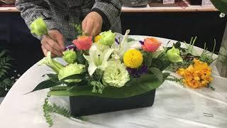 삭막한 테이블엔 어떤 꽃이 좋을까요? - 홍은주 꽃 예…
